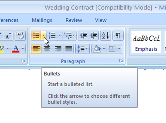 Die Ribbon-Leiste in Outlook 2010