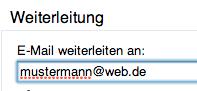Wie man in Outlook 365 eine automatische Weiterleitung einrichtet