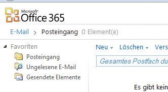 Wie beginnt man mit Outlook 365?