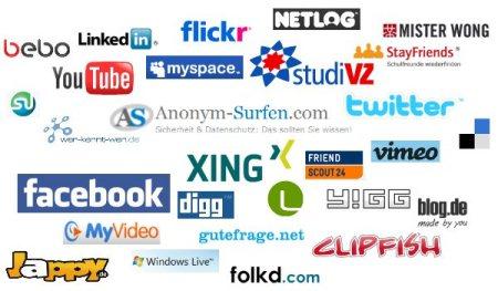 Outlook 2013 Soziale Netzwerke
