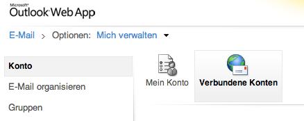 Wie man in Outlook 365 ein Emailkonto hinzufügt