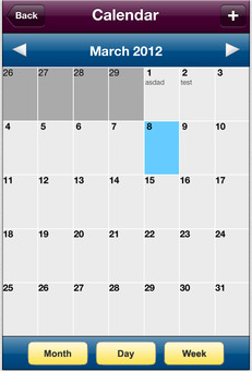iPhone Kalender Outlook