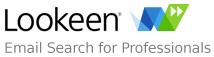 Lookeen – effiziente Hilfe bei der Suche nach Emails