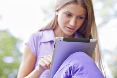 Das iPad wird zum Lieblingsgerät zum Lesen von Emails