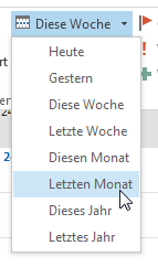Wie man in Outlook 2013 nach Details sucht