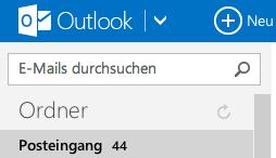 Outlook.com unterstützt nun auch IMAP-Kontos