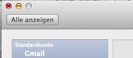 Konto hinzufügen in Outlook für Mac