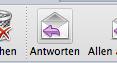 Auf eine E-Mail in Outlook für Mac antworten – so geht's