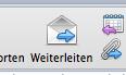 Outlook für Mac: Emails weiterleiten
