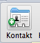Kontakte anlegen in Outlook für Mac