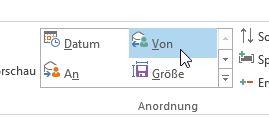 Junk-Email-Ordner aussortieren Outlook 2013