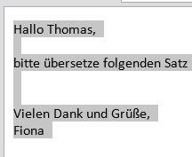 In Outlook 2013 Textbausteine/Schnellbausteine anlegen
