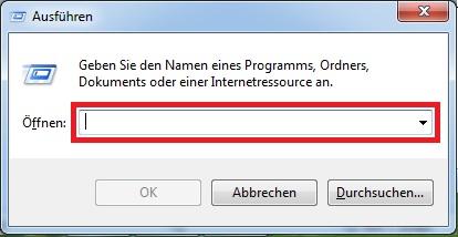 Wie man Outlook Startparameter verwendet