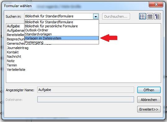 Wie man eine Outlook E-Mail Vorlage erstellen kann